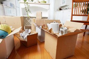 كيفية تعبئة منزلك قبل نقل الأثاث